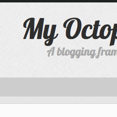 Octopress Blanket Theme
